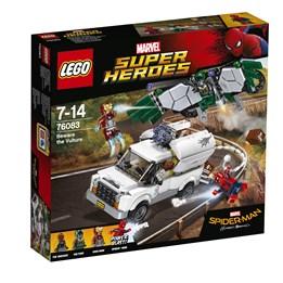 LEGO Super Heroes 76083, Advarsel For Gribben