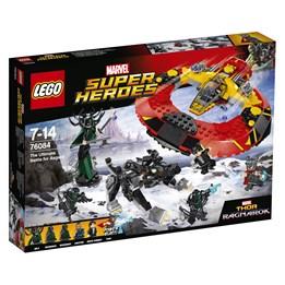 LEGO Super Heroes 76084, Det Ultimate Slaget Om Asgård