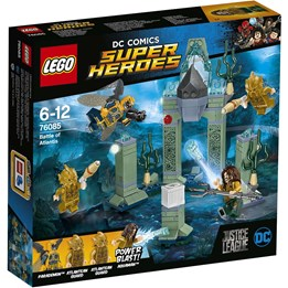 LEGO Super Heroes 76085, The Battle Of Atlantis