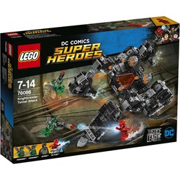 LEGO Super Heroes 76086, Knightcrawler Tunnelangrep