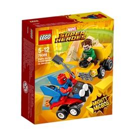 LEGO Super Heroes 76089, Mighty Micros: Scarlet Spider mot Sandman