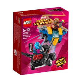 LEGO Super Heroes 76090, Mighty Micros: Star-Lord mot Nebula