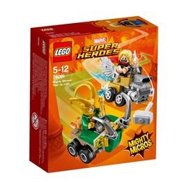 LEGO Super Heroes 76091, Mighty Micros: Thor mot Loki
