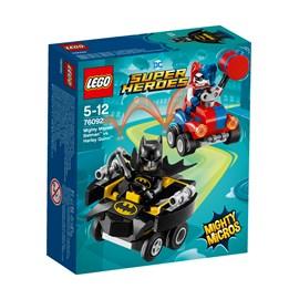LEGO Super Heroes 76092, Mighty Micros: Batman™ mot Harley Quinn™