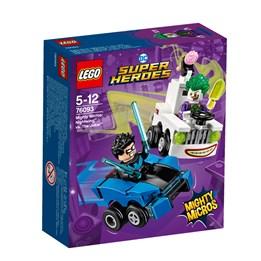 LEGO Super Heroes 76093, Mighty Micros: Nightwing™ mot Jokeren