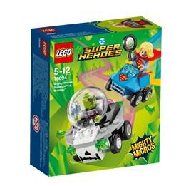 LEGO Super Heroes 76094, Mighty Micros: Supergirl™ mot Brainiac™