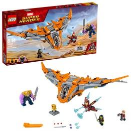 LEGO Super Heroes 76107, Thanos: Sluttoppgjøret