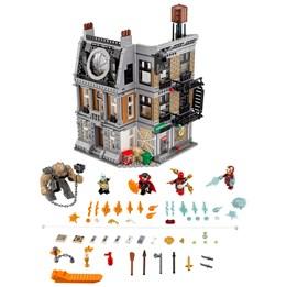 LEGO Super Heroes 76108, Oppgjør i Sanctum Sanctorum