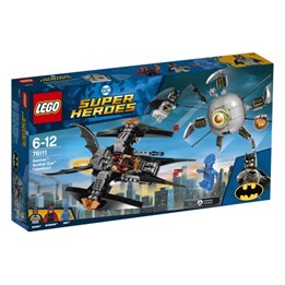 LEGO Super Heroes 76111, Batman™: Brother Eye™ pågripes