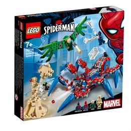 LEGO Super Heroes 76114, Spider-Mans edderkoppkjøretøy