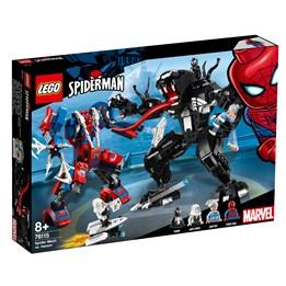 LEGO Super Heroes 76115, Spider Mech mot Venom
