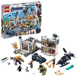 LEGO Super Heroes 76131, Kamp i Avengers-leiren