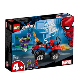 LEGO Super Heroes 76133, Spider-Man i biljakt