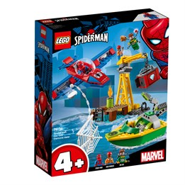 LEGO Super Heroes 76134, Spider-Man: Doc Ocks diamantkupp
