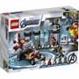 LEGO Super Heroes 76167, Iron Mans våpenkammer