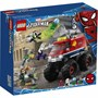 LEGO Super Heroes 76174, Spider-Mans monstertruck mot Mysterio