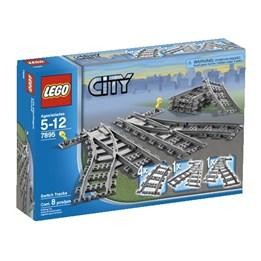 LEGO City 7895, Sporveksel
