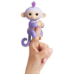 Fingerlings, Monkey Glitter Kiki