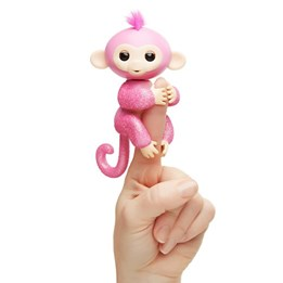 Fingerlings, Monkey Glitter Rose