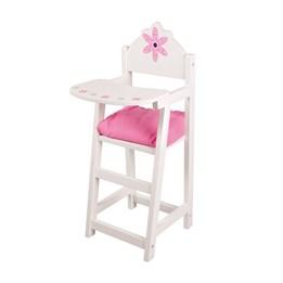 H&H - Dukkematstol tre, 45 cm
