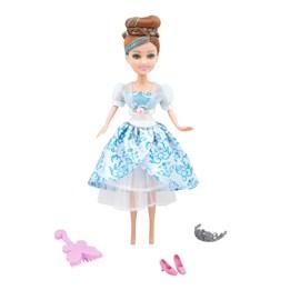 Sparkle, Mannekengdukke prinsesse, blå