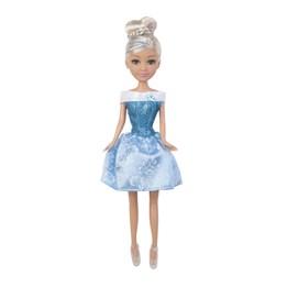 Sparkle, Dukke i kremmerhus, prinsesse, blå