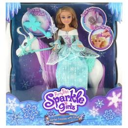 Sparkle Girlz, Dukke med hest