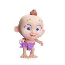 Tiny Tots, Interaktiv Dukke med lyd - Lilla