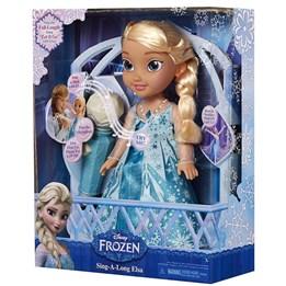 Disney Frozen, Sing-A-Long med Elsa i duett med mic
