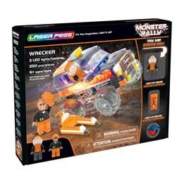 Laser Pegs, Monster Rally Wrecker