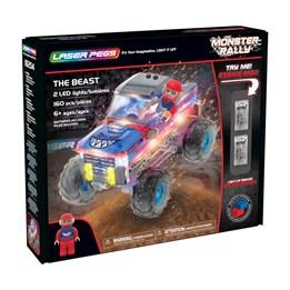 Laser Pegs, Monster Rally Beast