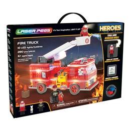 Laser Pegs, Heroes Fire truck