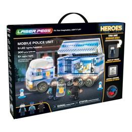 Laser Pegs, Heroes Police Van