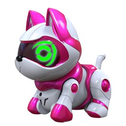 Teksta Micro-Pets, Rosa kattunge
