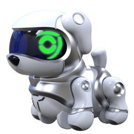 Teksta Micro-Pets, Hvit hundevalp