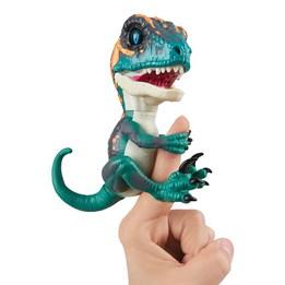Fingerlings, Untamed - Blå Dino Fury