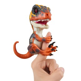 Fingerlings, Untamed - Oransje Dino Blaze