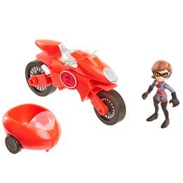 Incredibles 2, Motorsykkel med figur