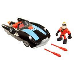 Incredibles 2, Bil med figur