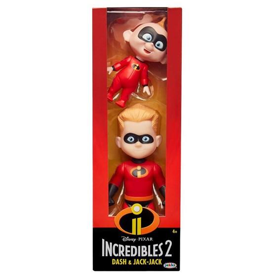 Incredibles 2, Dash & Jack 10 cm