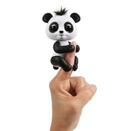 Fingerlings, Panda svart / hvit