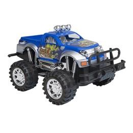 Cross Jeep 20 cm - Blå