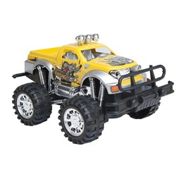 Cross Jeep 20 cm - Gul