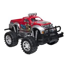 Cross Jeep 20 cm - Rød