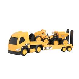 JCB, Truck med 2 arbeidsbiler