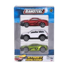 Teamsterz, 1:43 Metallbil 3 pack