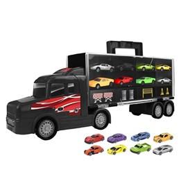 TZ - Transport med 8 biler