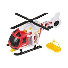 Teamsterz, Helikopter MEGA m lys og lyd, 36 cm