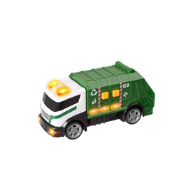 Teamsterz, Renholdsbil 15 cm med lyd og lys