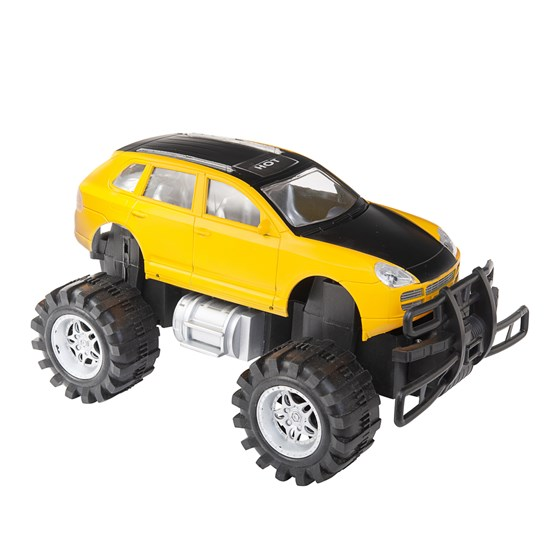 Rapid Speed, Stor gul SUV 38 cm